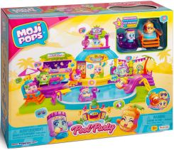 Mojipops S Playset 1x2 Pool Party
