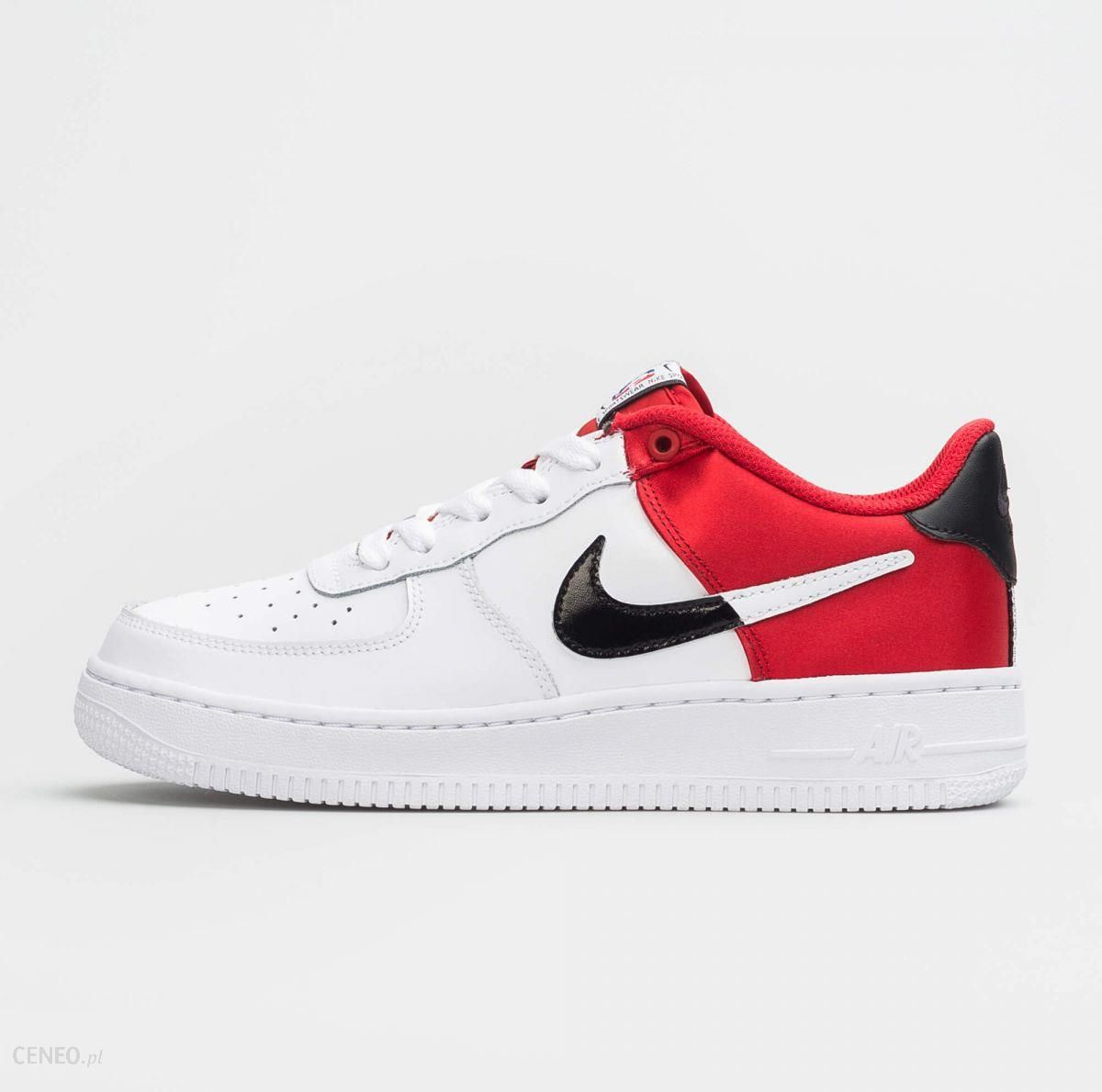 Air Force 1 Low 07 Lv8 Split Black And White