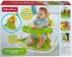 Fisher-price Giraffe Sit Me Up Krzesełko Do Nauki Fisher-Price DJD81