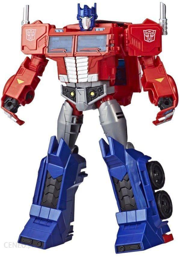 Transformers Figurka Cyberverse Spark Optimus Prime Ceny I Opinie Ceneo Pl