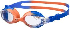 Arena X Lite Kids Blue Orange Clear