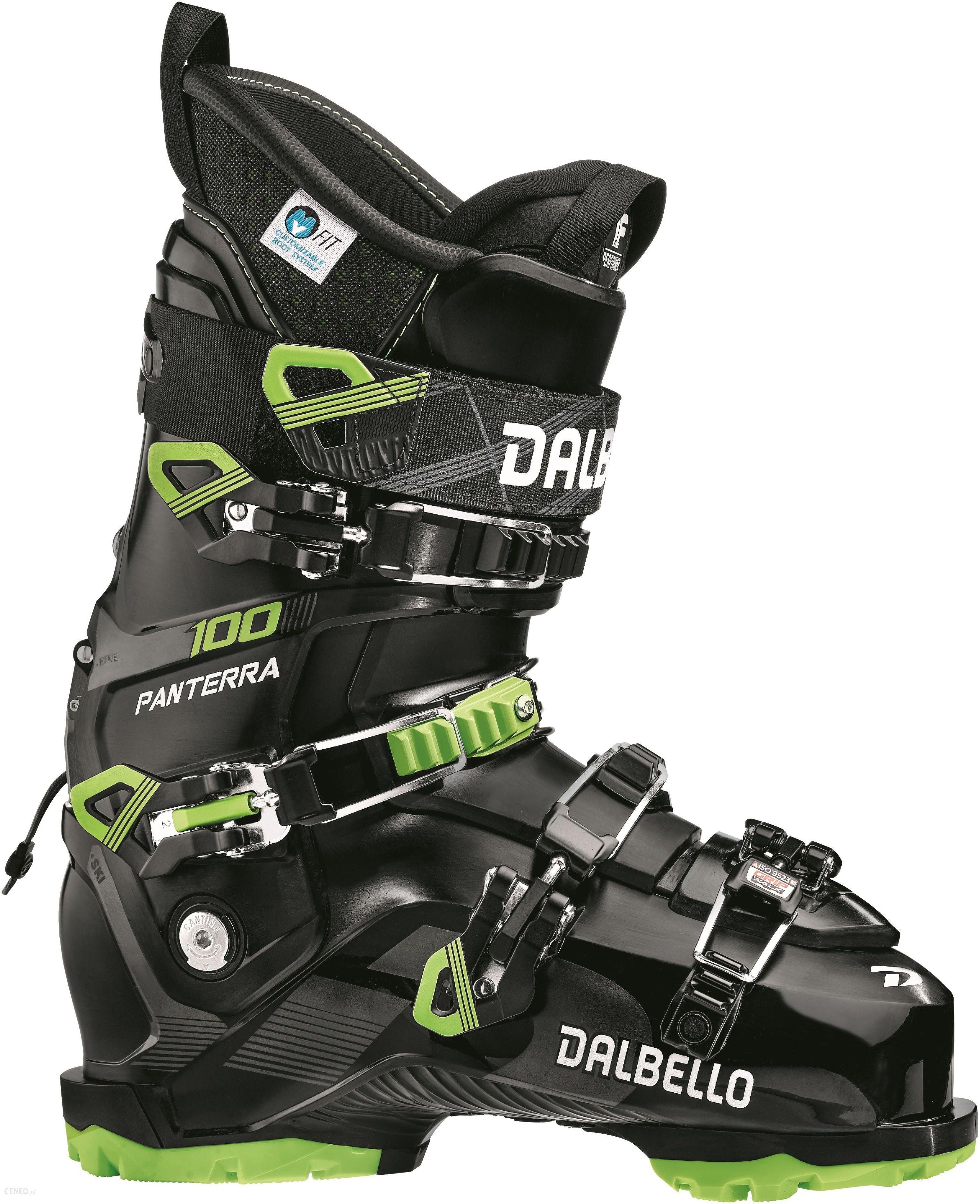 Dalbello Panterra 100 Black Lime 2020 / 2021