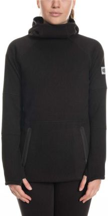 bluza 686 - Knit Tech Fleece Hoody Black Mlng (BLK)