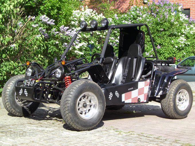 Kinroad Buggy Sahara 650cc - Opinie i ceny na Ceneo pl