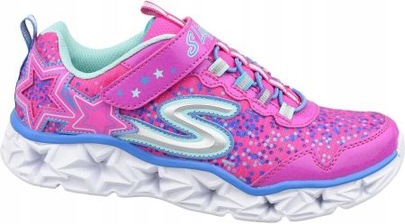 Amazon Skechers Litebeams Dance N'Glow sneakersy dla