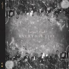 Coldplay - Everyday Life, CD