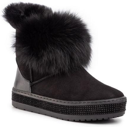 Sneakersy Carinii Czarne B4078 (CI261 a) Ceny i opinie