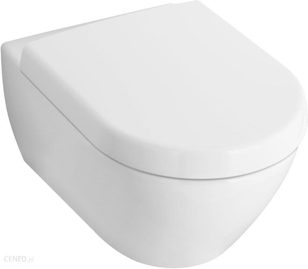 miska wc villeroy boch subway 2 0 56061001 opinie i ceny na. Black Bedroom Furniture Sets. Home Design Ideas