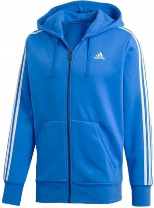 Bluza adidas essentials 3 stripes fz brushed m dn8799 Ceny