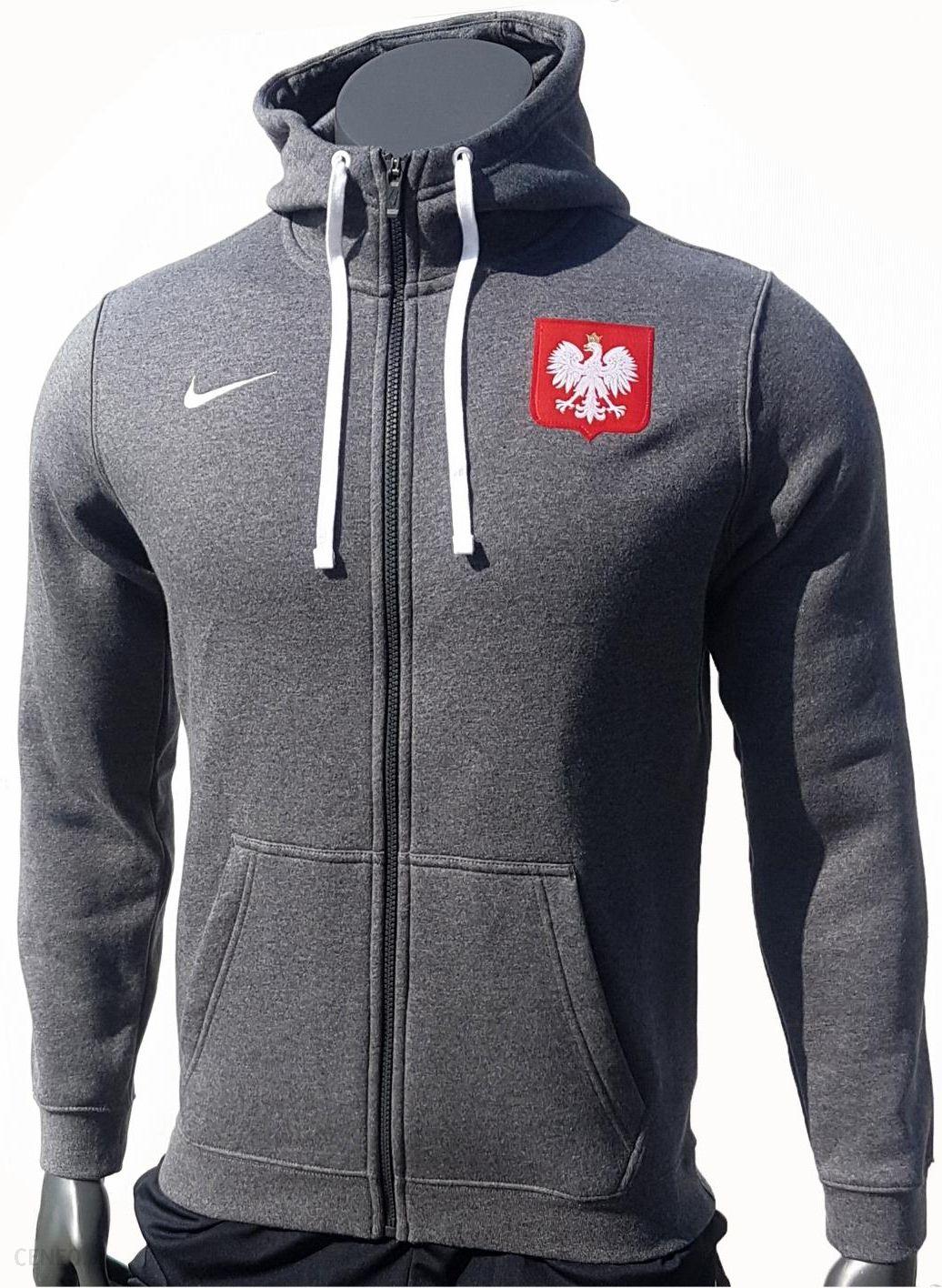 Nike bluza męska JORDAN 237 FZ HOODY, szara, roz. L