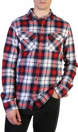 Koszula Patagonia Lightweight Fjord Flannel Shirt black L  eZRob
