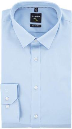 OLYMP NO. SIX Koszula biznesowa o kroju Super Slim Fit