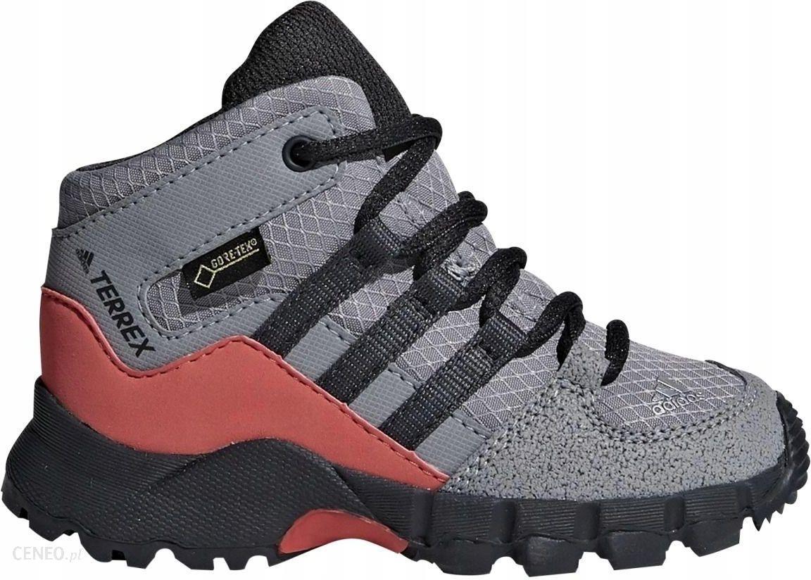 Buty trekkingowe Adidas Dziecięce Terrex Mid Gtx I D97656 Ceny i opinie Ceneo.pl