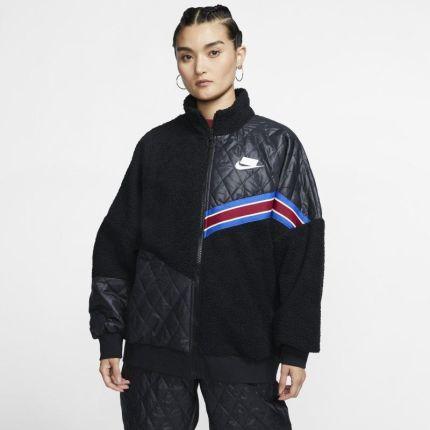 Nike Damska bluza z dzianiny Nike Sportswear Heritage (duże