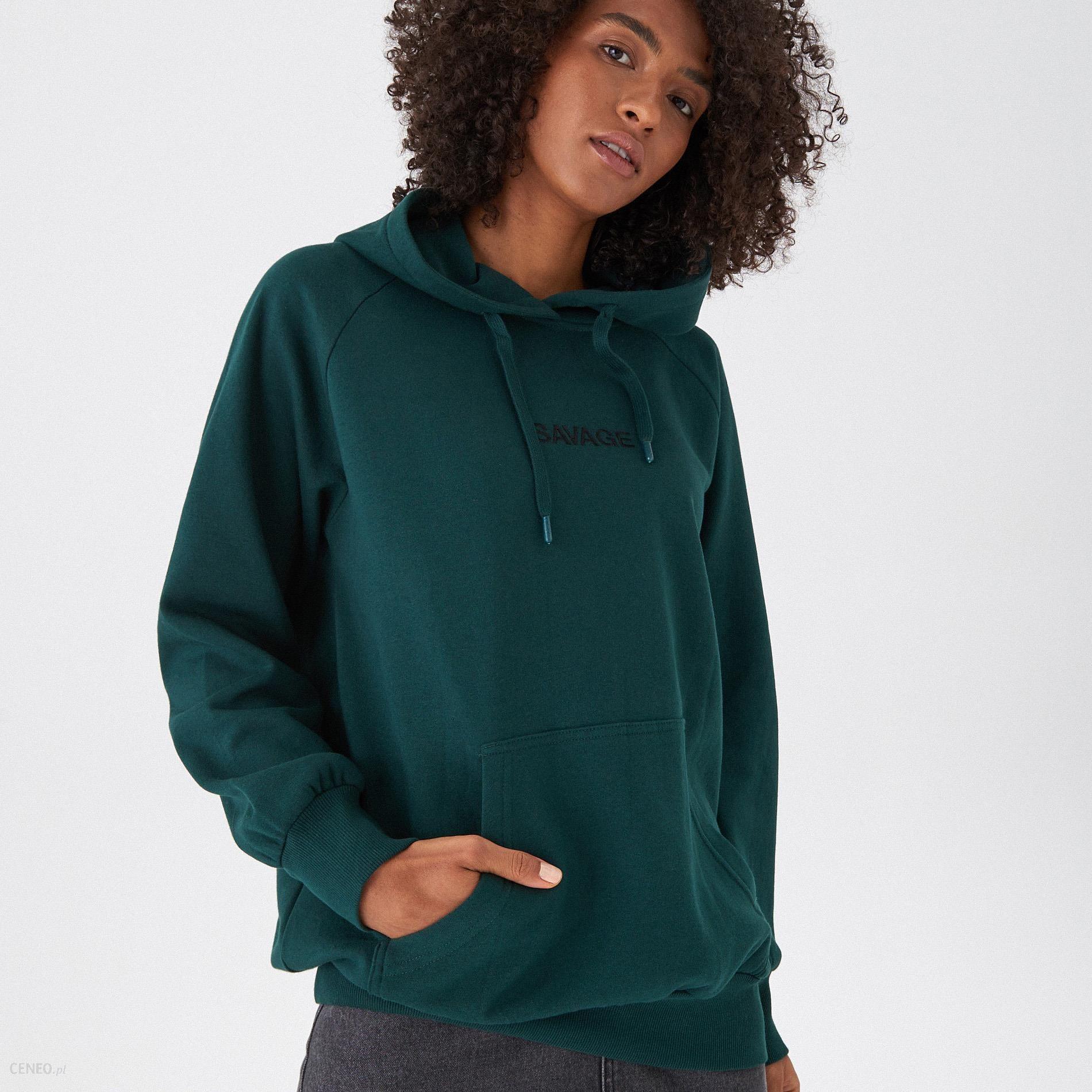 Zielony Bluzy z Kapturem | adidas PL