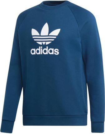Bluzy adidas SUDADERA ORIGINAL TREFOIL CREW DV1545 Ceny i