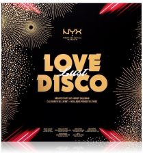 NYX Professional Makeup Love Lust Disco Greatest Hits kalendarz adwentowy 24szt