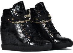 Sneakersy Carinii B5200 N65 Czarny Czarny 36 Ceny i opinie Ceneo.pl