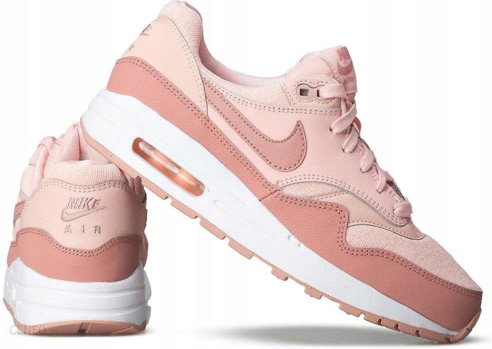 Różowe Adidasy Damskie Nike Air Max Wygodne Buty Ceny i opinie Ceneo.pl