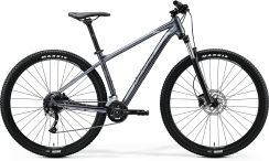 Merida Big Nine 200 29 Glossy Anthracite (Black Silver) 2020