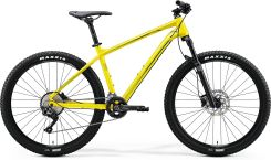 Merida Big Seven 500 27,5 Glossy Bright Yellow (Black) 2020