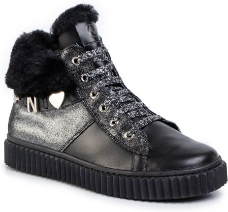 buty dziecięce adidas hoops bb7334 na rzepy