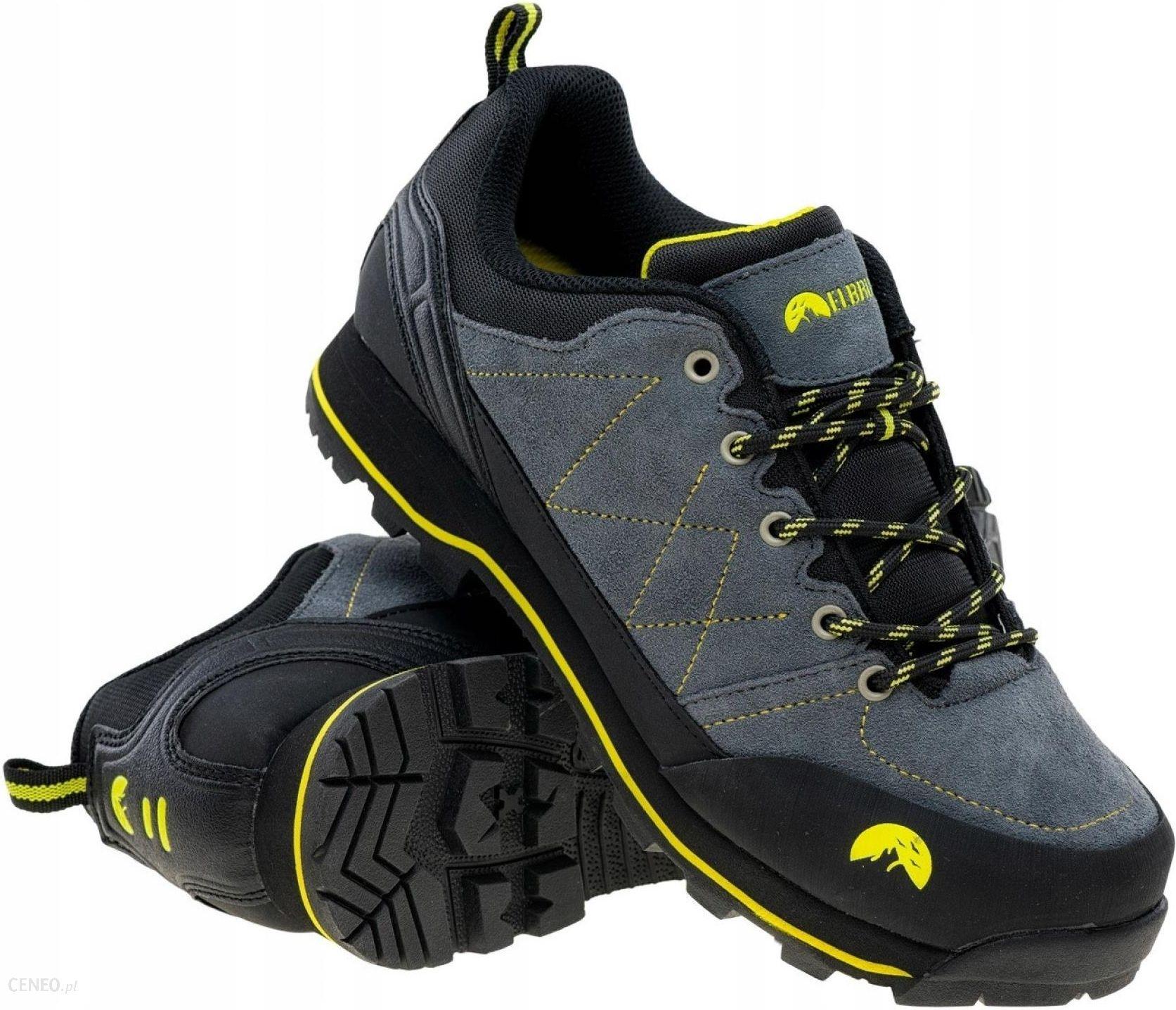 Buty Trekkingowe Elbrus Tilbur Steel Grey Black Lime 4665 Ceny I Opinie Ceneo Pl