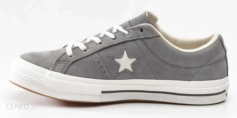 Trampki Converse One Star Grey (C161584) 36,5 Ceny i opinie Ceneo.pl