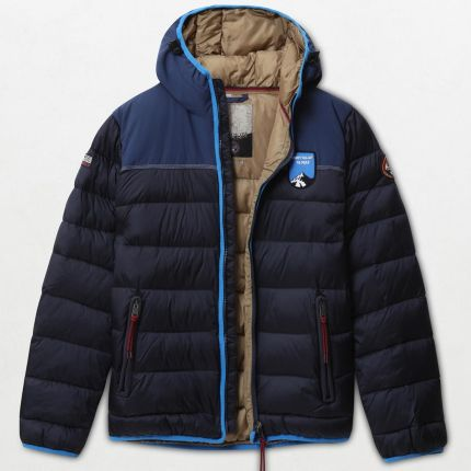 Napapijri Męska kurtka pikowana – Noyhv5 kup online