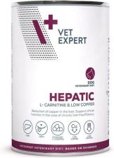 Vetexpert 4T Veterinary Diet Hepatic Dog 24X400G