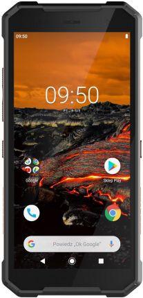 Myphone Hammer Explorer 3 32gb Pomaranczowy Cena Opinie Na Ceneo Pl