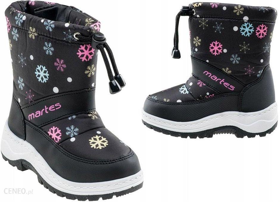 Buty dziecięce kozaki zimowe śniegowce Bejo r 22 Ceny i