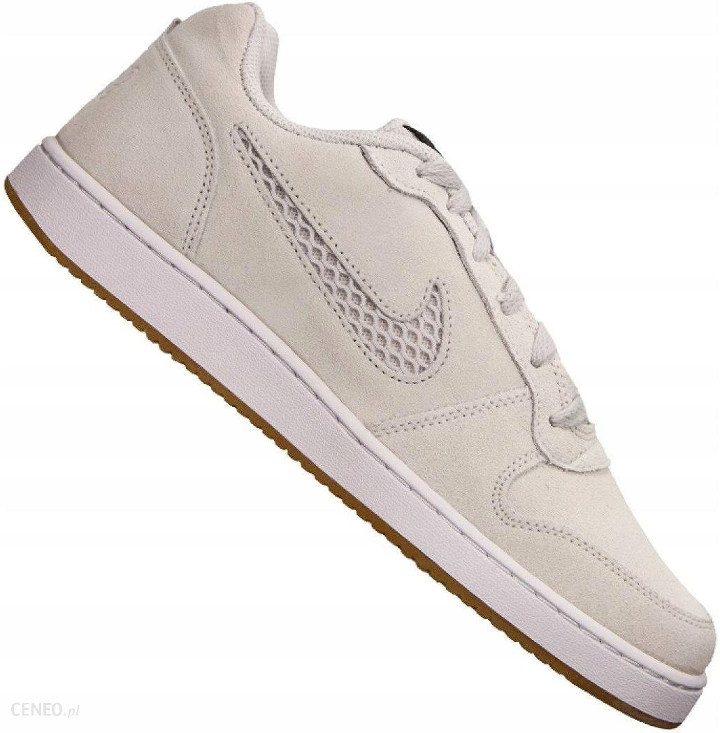 buty skórzane nike męskie brązowe