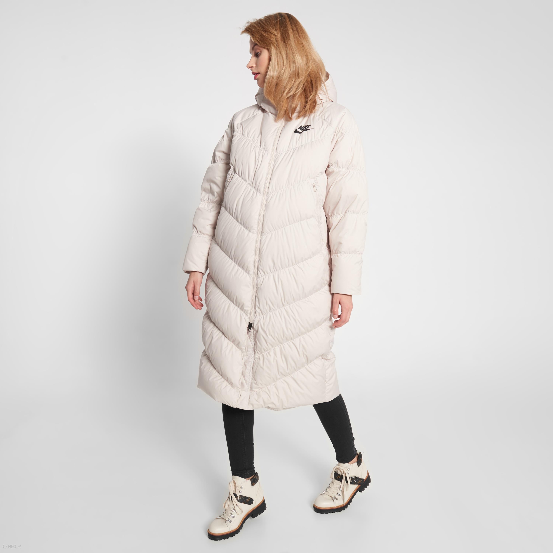 Płaszcz damski Nike NSW DOWN FILL PARKA LONG BV2881 010