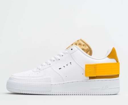 2019 Where To Buy Cheap Nike Air Force 1 Low Yellow White