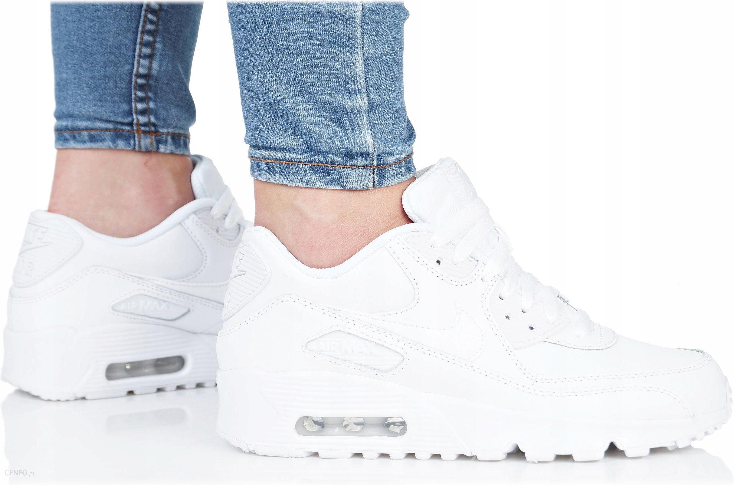 NIKE Air Max 90 LTR (GS) Sneaker RotWeiss Schuhe, Größe:40