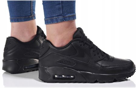 R. 38 Buty Nike Air Force 1 314192 009 Czarne Ceny i