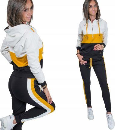 Damski komplet dresowy bluza i spodnie adidas dres Galeria