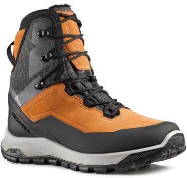 Buty Trekkingowe Quechua Buty Sh500 X Warm High Brazowy Ceny I Opinie Ceneo Pl