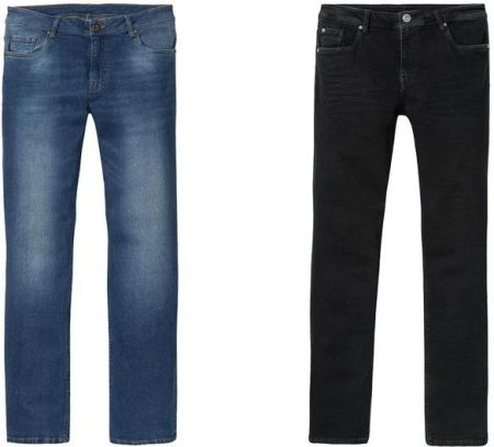 LIVERGY® Jeansy męskie Straight Fit