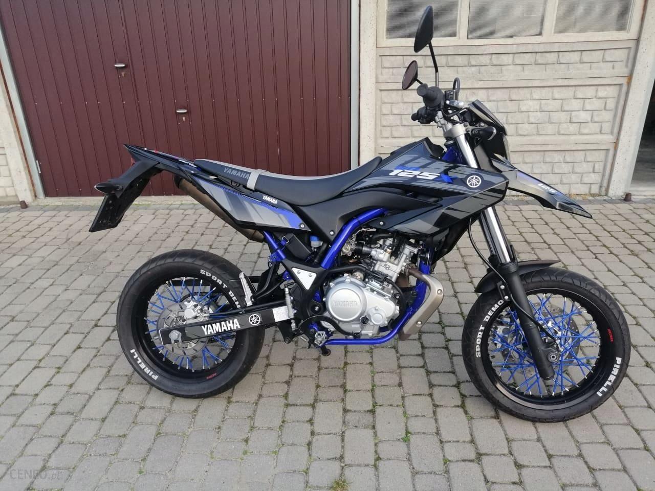 Yamaha Wr125x Opinie I Ceny Na Ceneo Pl
