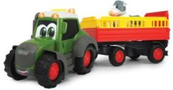 Dickie Toys Happy Fendt Animal Traktor Kolorowy