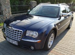 CHRYSLER 300 C Touring 3.0 CRD 218 KM