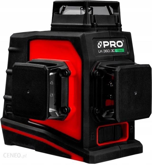 Pro Laser Płaszczyznowy Zielona Wiązka Lk-360.3Dg (30106L1083)