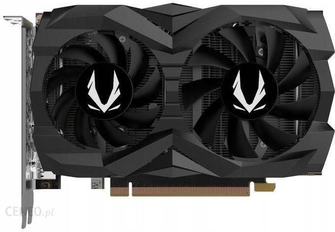 """""""Zotac GeForce GTX 1660 SUPER Twin Fan 6GB GDDR6"""" (ZT-T16620F-10L)"""