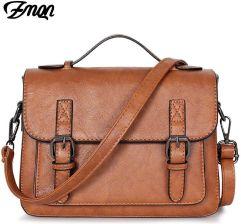 AliExpress ZMQN Crossbody torby dla kobiet 2019 torby listonoszki torebki skórzane damskie torebki damskie małe Ceneo.pl
