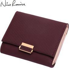 AliExpress Tassel PU skórzane portfele damskie małe luksusowe znane marki Mini portfel torebki torebki moneta Ceneo.pl