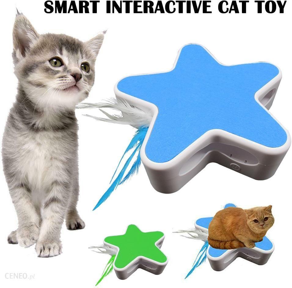 1 pc akcesoria dla kota zabawka dla kota zabawka dla obrót