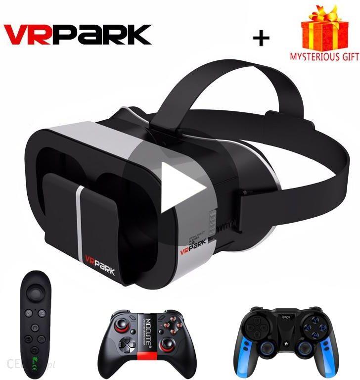 Hełm Okulary Gogle VR 3D rzeczywistość wirtualna