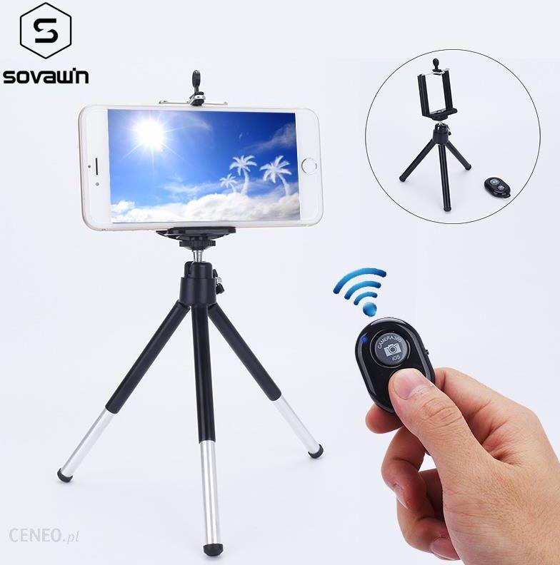 AliExpress Bluetooth elastyczny uniwersalny przenośny aluminiowy uchwyt na telefon klip statyw do selfie stojak